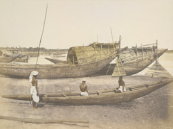 Boats on the Hooghly 247410